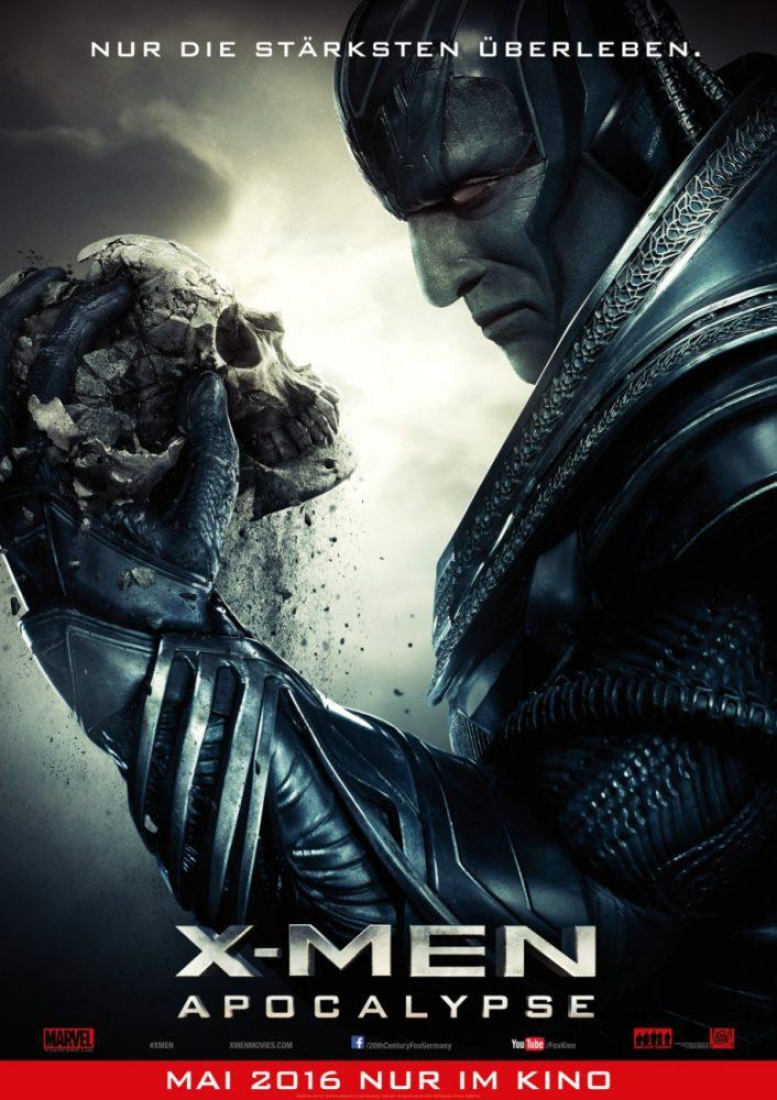X- Men: Apokalypse