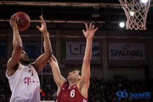 Für Meister Bamberg reicht den Baskets die Luft nicht
