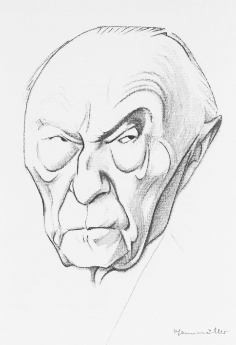Berühmt und berüchtigt: Konrad Adenauer – Büffeln statt Backpacking