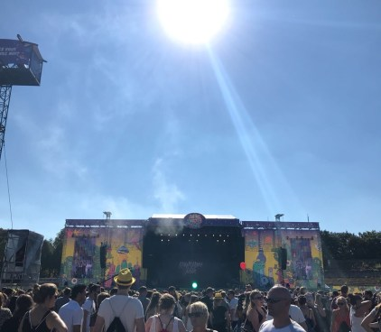 Main Stage beim Lollapalooza Bild: bonnFM / Lea Daume