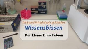 Wissensbissen 18: Der kleine Dino Fabian – Darius Nau im Interview