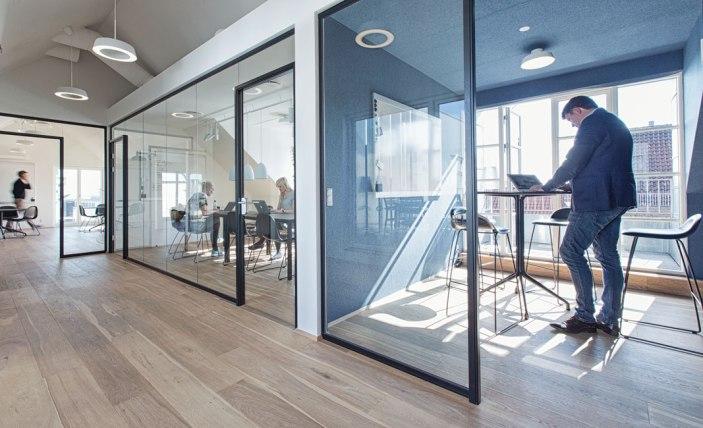 "Meeting Room and ""Skype"" Room, Seismonaut 2014, Photo: Morten Fauerby"