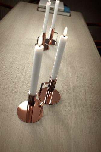SIGNATURES Candleholders, 2015
