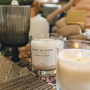 Bougies Parfumées & Senteurs