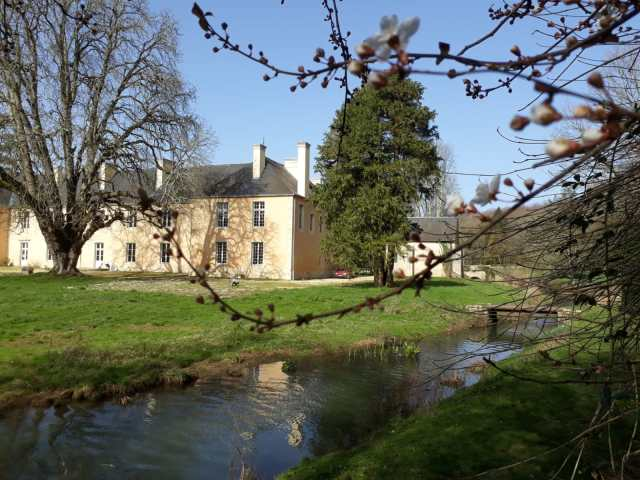 Bonnevaux in spring time 2021