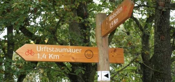 5. Juni Wanderung Naturpark Eifel