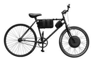 E-bike.