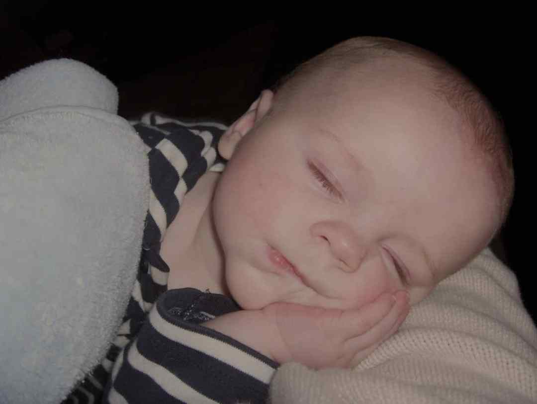 There is almost nothing more frustrating and disheartening than when a baby won't go to sleep at night! It's exhausting to not know how to get the sleep you need, whether you have a newborn, a 10 week old baby or a 10 month old. Read on for some serious tips on how to get a baby to sleep...tried and tested on all 8 of my kids!