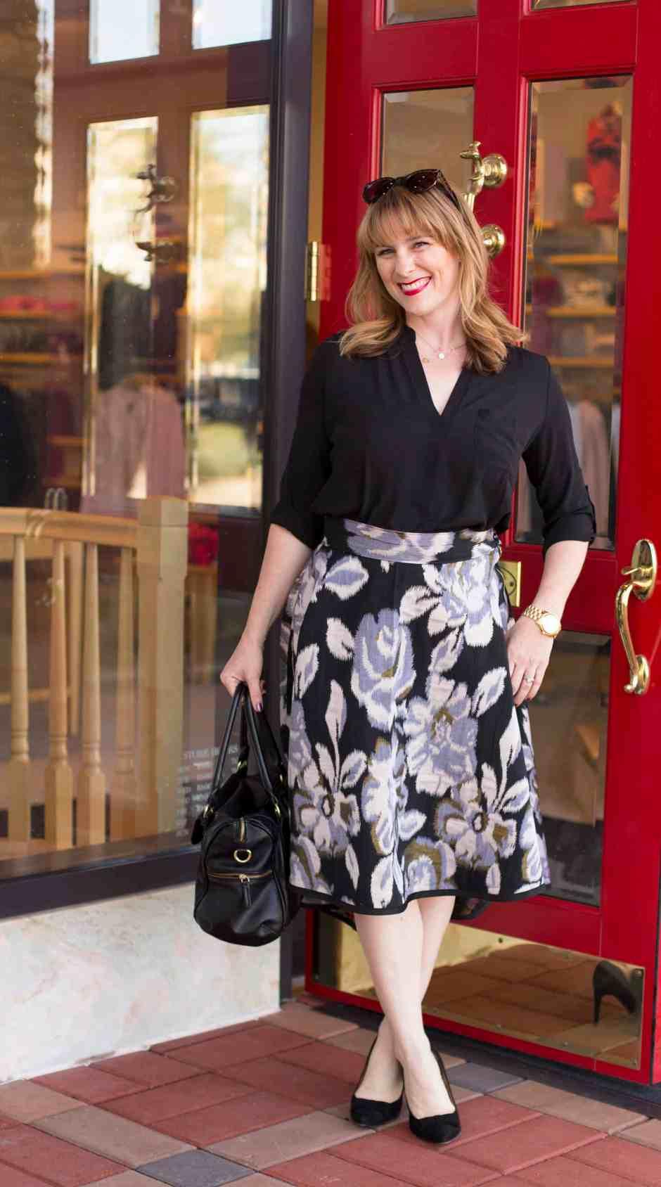 floral-high-low-skirt-diy