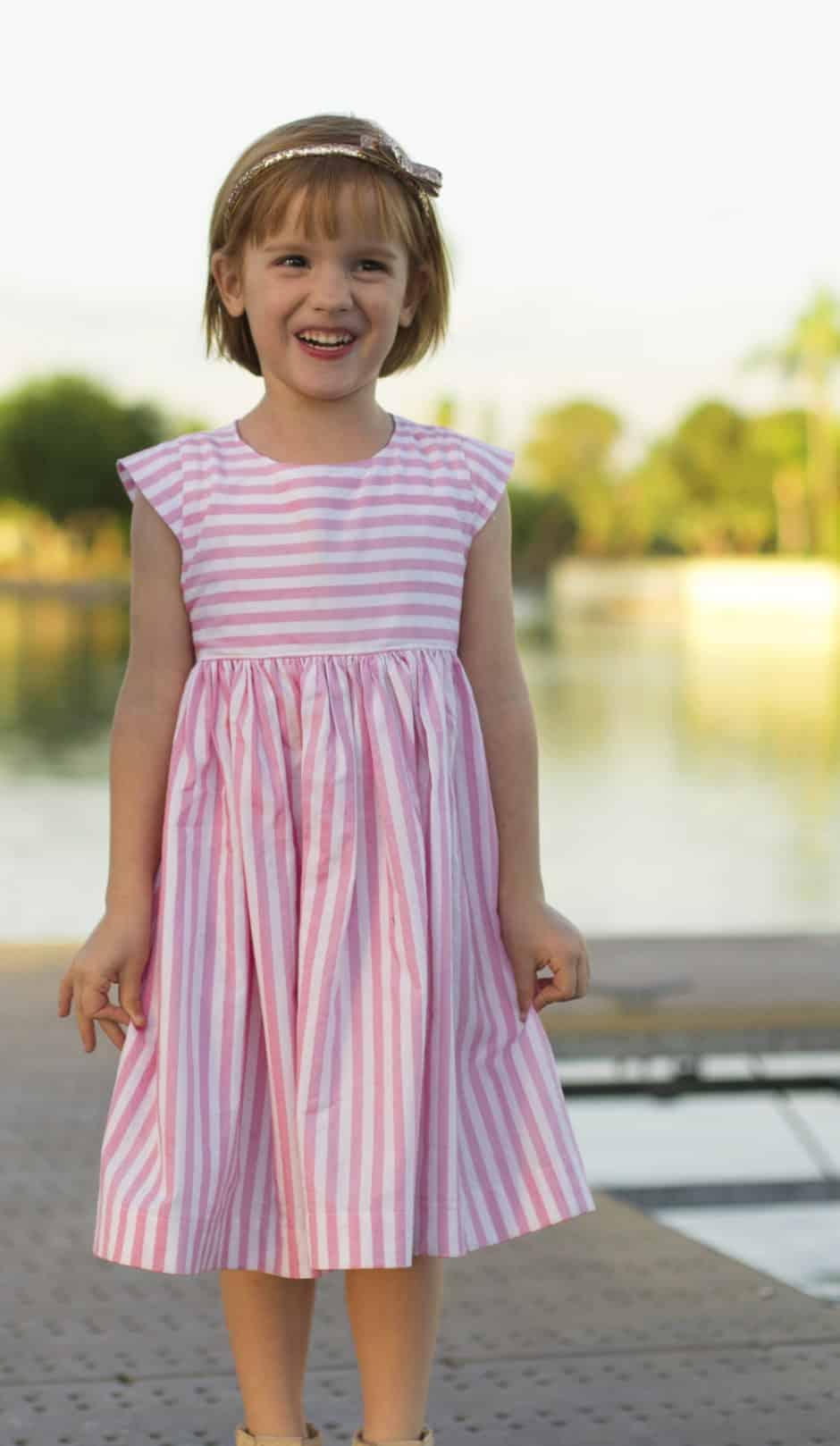 Baby Girl Dress Tutorials