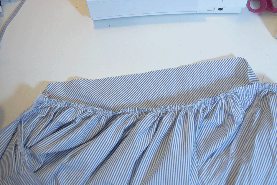 Copy one of the trendiest looks this year with a DIY ruffle hem wrap skirt! Ruffles are everywhere and this one is SO easy to replicate. Read on for the full sewing tutorial with step by step photos and instructions. Bonus: it fits a myriad of sizes!