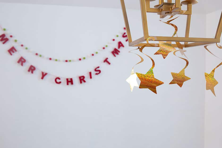 Looking for an affordable, kid-friendly Christmas tablescape? Well, pull out your Cricut Maker machine and get to crafting because these three simple DIY holiday decorations will dress up even the simplest of holiday tables.