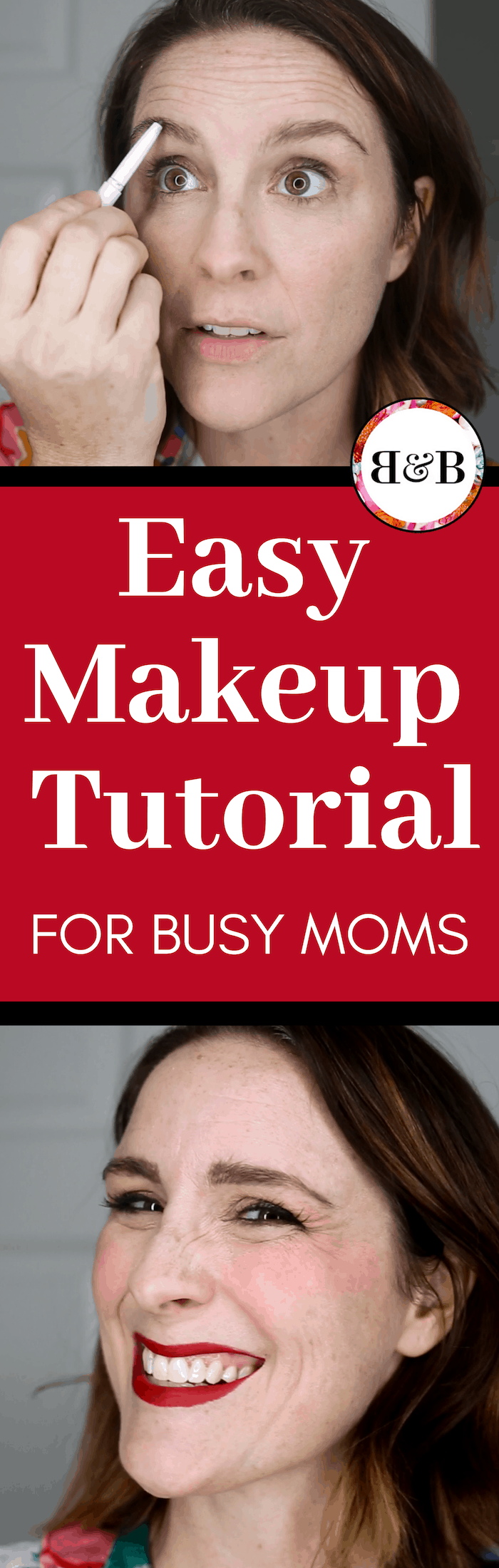 Slapping on makeup in the morning can be a simple and easy way to give yourself a mood and confidence boost! But what if you have no idea what you're doing? Check out my video for an easy makeup tutorial that takes 5 minutes or less.