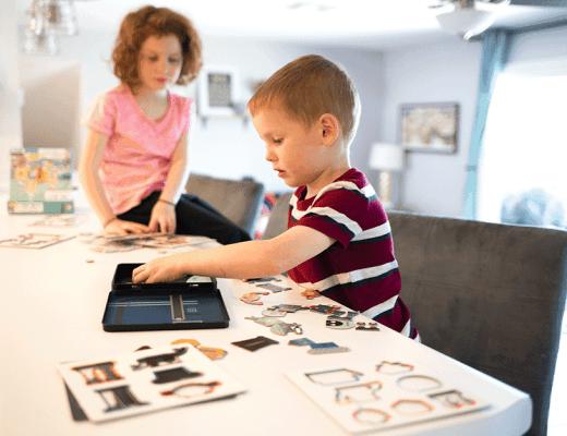 kids toy organizing
