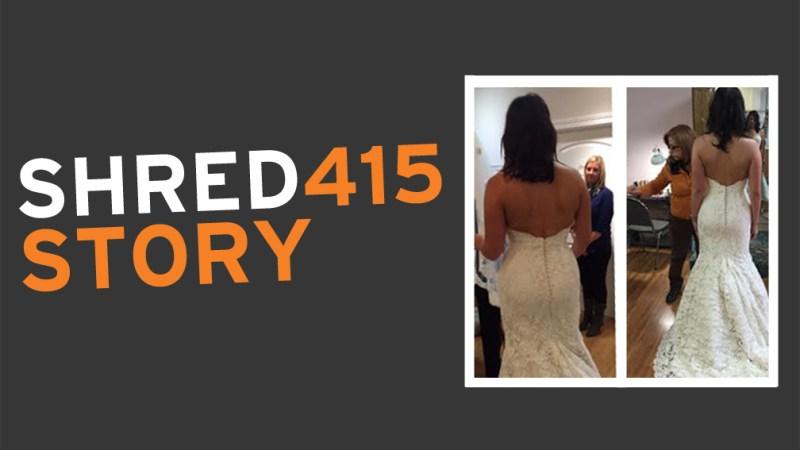 Lindsay Rinaldi's Shred415 Story