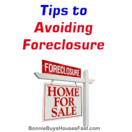 Tips to Avoiding Foreclosure