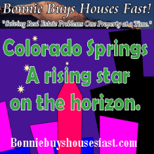 Colorado Springs is a rising star on the horizon