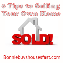 Tips to Selling Your Own Home