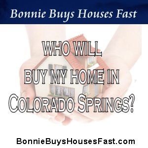 Buy My Home in Colorado Springs