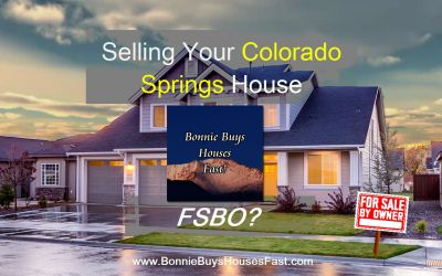 Tips on Selling Your Colorado Springs House FSBO