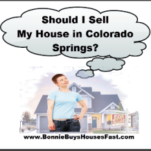 Sell My House Fast in Colorado SpringsSell My House Fast in Colorado Springs