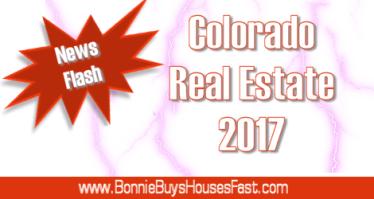 Colorado Real Estate 2017 News Flash