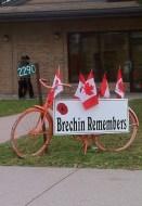 bike 4 brechin remembers