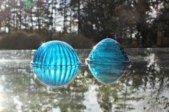 vintage glass clearance light lenses