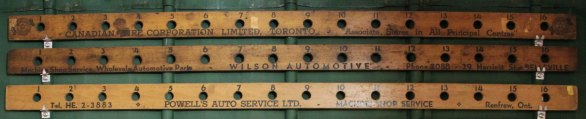 yardstick valve holder 57-59