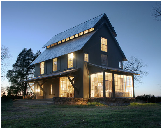 My Dream Home: A Modern Farmhouse : Going Home To Roost
