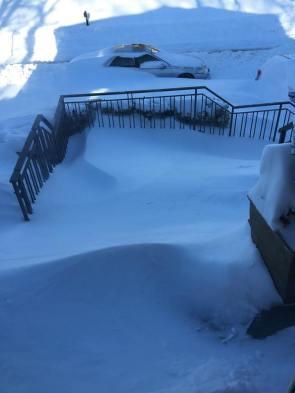 bonnie's house 012216 blizzard