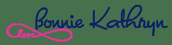 bonnie kathryn signature