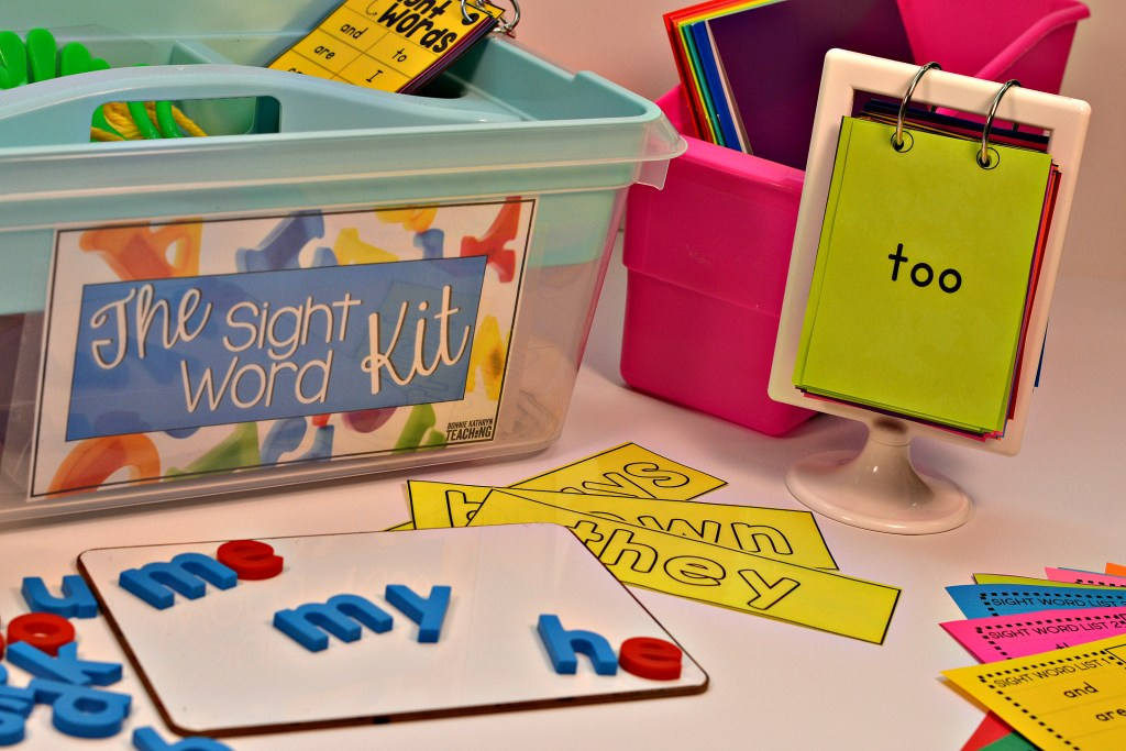 5 Problems with Sight Words