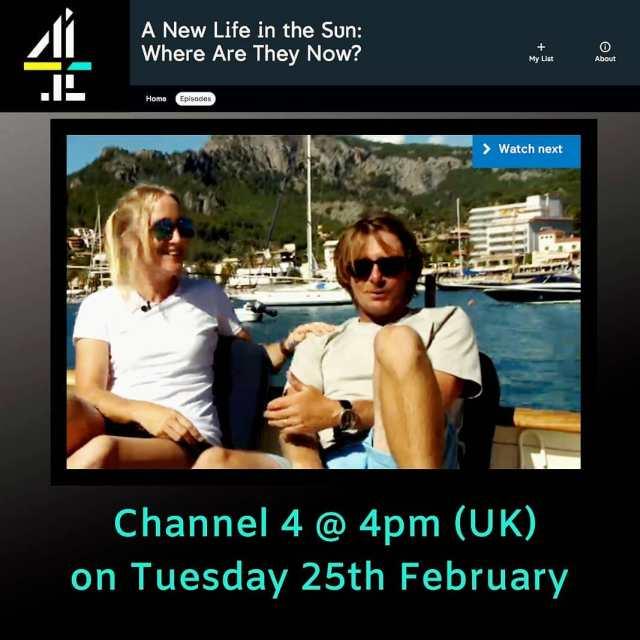 Canal 4 4pm Reino Unido