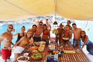 Food onboard