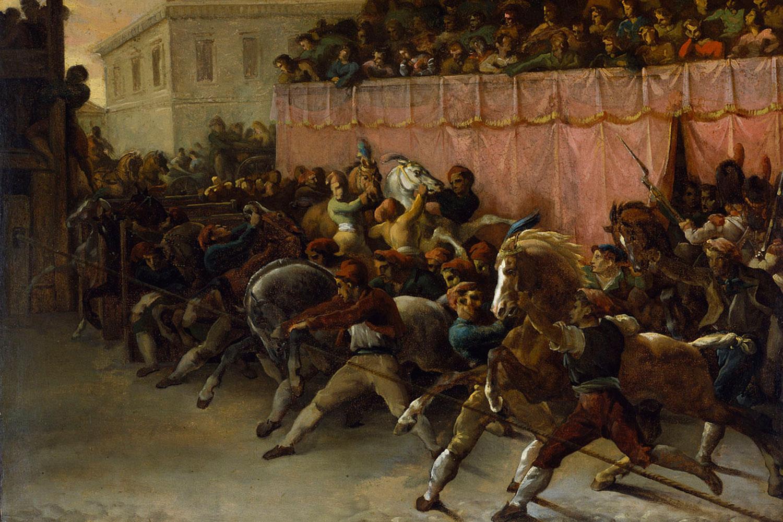 Hesteveddeløp
