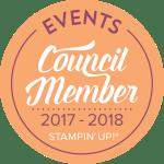 Event Council Member 2017-2018