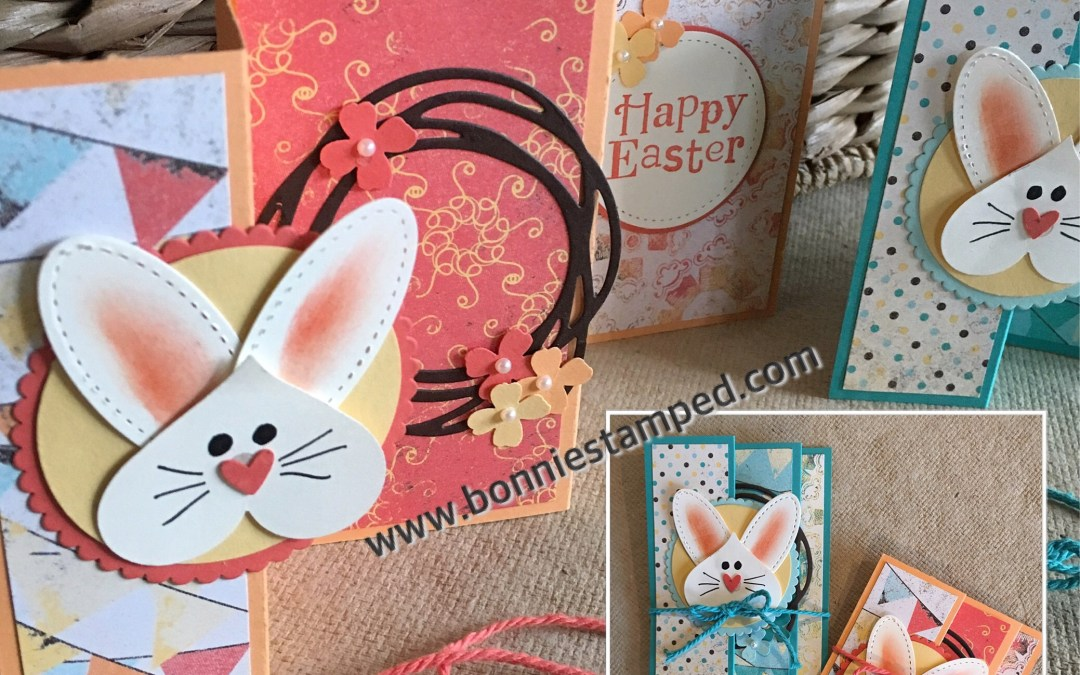 A little Bunny hopping into Easter!