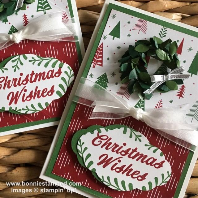 #christmasclub #christmascards #holiday #meerymistletoe #bemerry, bonniestamped