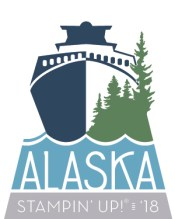I'm a Stampin' Up! Alaska 2018 Achiever