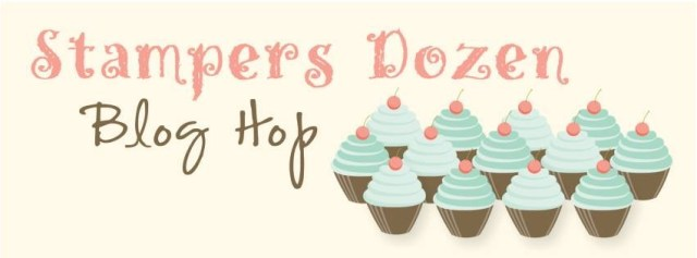 Stampers Dozen Blog Hop July 2020