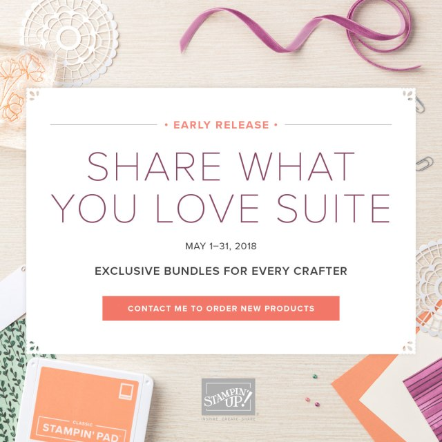 #sharewhatyoulove #productsuite #earlyrelease #bonniestamped