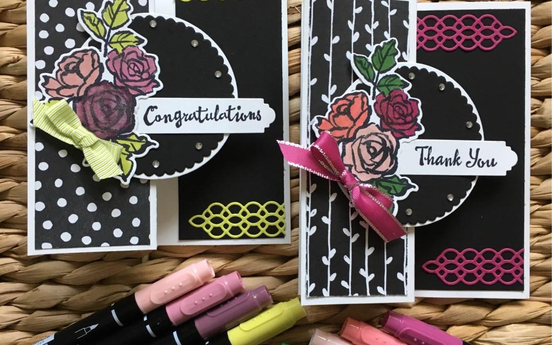 Petal Passion Designer Series Paper leaving soon