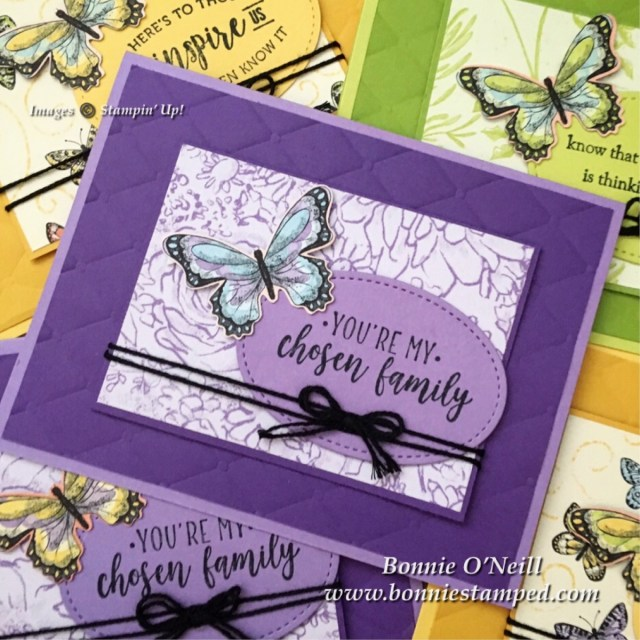 #saleabration #bonniestamped #stampinup