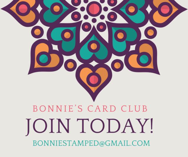 Bonnie's Card Club