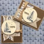 sailing home stamp set delivers, bonniestamped
