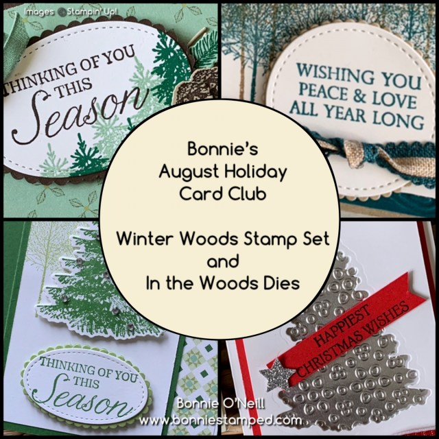 August's Holiday Card Club