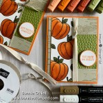 Harvest Hellos with Stampin
