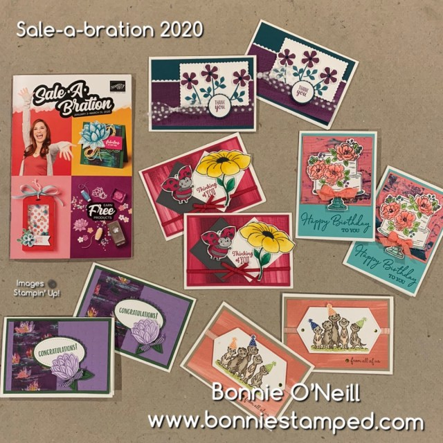 Stampers Dozen Blog Hop January 2020