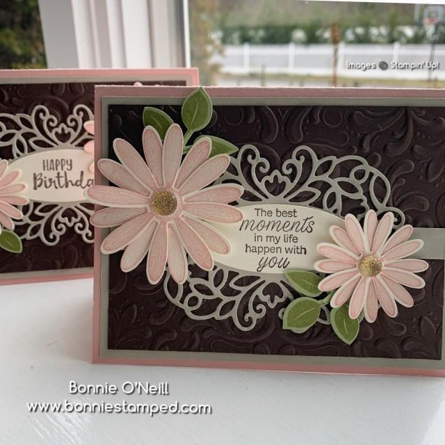 Daisy Lane. a favorite stamp set